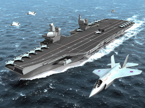 ANALYSIS: F-35B or not - aircraft carriers may be made impotent by sat-guided diving missiles - Hyperbola | VI Geek Zone (GZ) | Scoop.it
