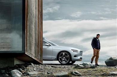 Volvo Concept XC SUV Headed to Detroit - Motoroids | Volvo | Scoop.it