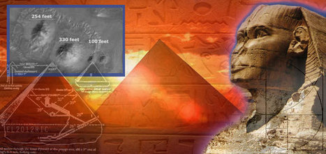 Lost Pyramids of Egypt Found Using Google Earth? | promienie | Scoop.it
