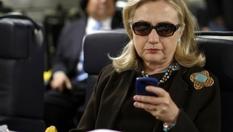 FBI Halts State Department Probe into Hillary Clinton's Emails | Global politics | Scoop.it