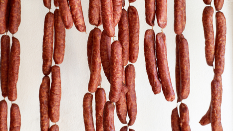 Salami Suicide: Processed Meats Linked To Heart Disease And Cancer : NPR | Healthy Happenings | Scoop.it