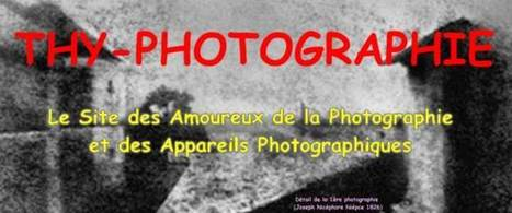 THY-PHOTOGRAPHIE | L'historique de l'appareil photo 3°3 | Scoop.it
