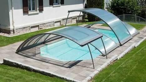 Quel abri pour ma piscine ? | Guide piscine : infos et conseils sur l'univers de la piscine | Scoop.it