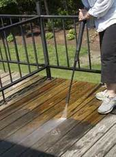 Project Cost - Pressure Wash a Deck | High Pressure Cleaning You Can Trust | Scoop.it