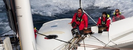 IDEC SPORT SAILING | IDEC SPORT REPREND 850 MILLES EN 48 H ! #CapHorn #voile | Hurtigruten Arctique Antarctique | Scoop.it