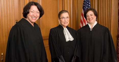 The Supreme Court's Women Justices Take On Hobby Lobby | Women and Art: Contextualizing women's individual artistic output within the crossings of international history, social belonging, and political intent. | Scoop.it