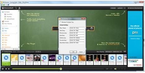 WinGrooves : le meilleur logiciel pour Grooveshark   Time to Learn   Scoop.it