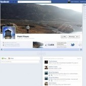 12 Easy Tips for Mastering Facebook's New Timeline: Part One | Facebook Daily | Scoop.it