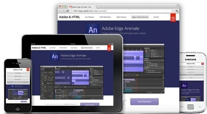 Adobe Edge Animate CC review: Putting the animation and responsive options ... - TechRepublic | Machinimania | Scoop.it