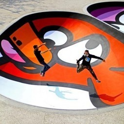 Fenêtre sur street-art lyonnais | SANSUNMOT | …partageons l ... | Street Art | Scoop.it