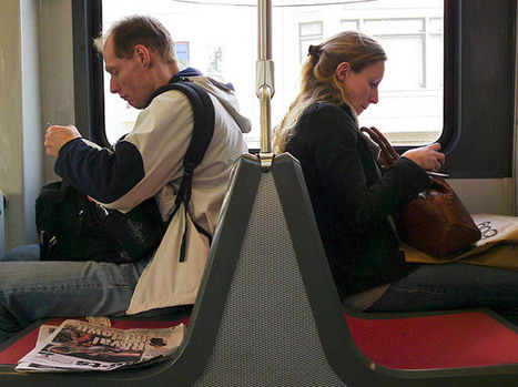 Study: Connecting With Others Soothes the Savage Commuter | Autopia | Wired.com | Tendances numériques | Scoop.it