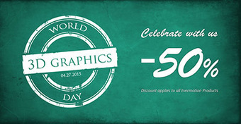 27th April is a World Graphics Day | 3D Library | Scoop.it