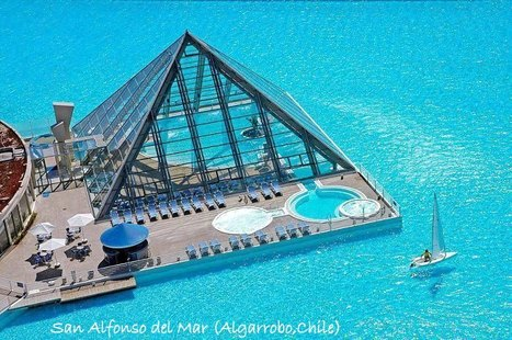 San Alfonso del Mar (Algarrobo,Chile)   Cheap Flights Tickets - Mann Travel   Scoop.it