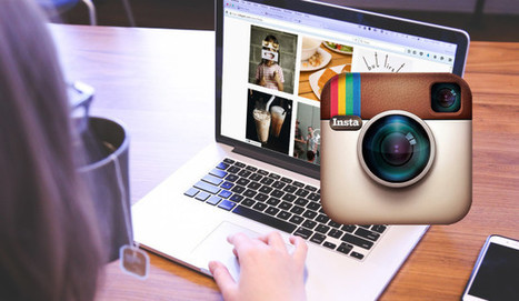 5 Ways To Search For Awesome Things on Instagram Web | Building a Web Presence | Scoop.it