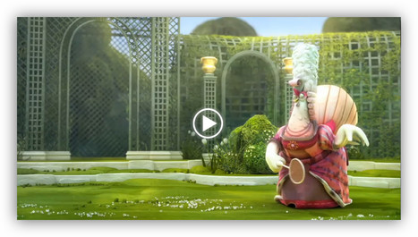 Animation from SIGGRAPH 2013- fxguidetv #176: | Machinimania | Scoop.it