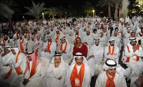 Kuwait opposition calls mass protest for eve of vote | Human Rights and the Will to be free | Scoop.it