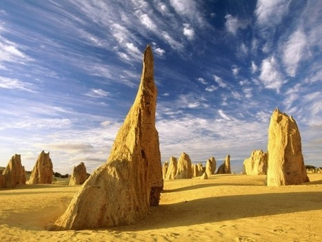 The Pinnacles in Australia   The Best Places in the World to Travel   Scoop.it