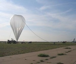 Balloon-Borne Solar Space Imager Gets NASA Training Award   Curious Minds   Scoop.it