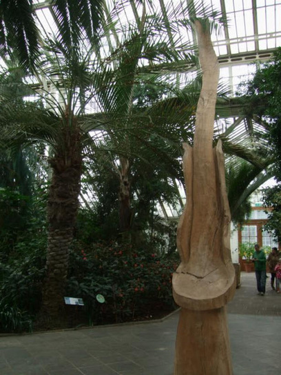 Alternative Eden Exotic Garden: David Nash at Kew | Cool Sites I love | Scoop.it