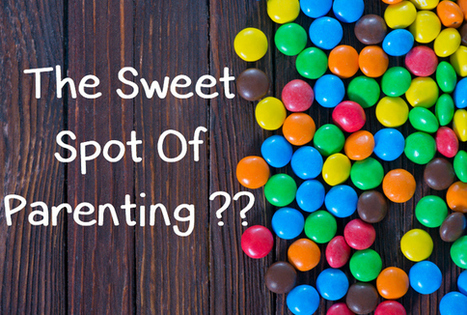 Is There A Sweet Spot of Parenting? - Huffington Post (blog) | Parenting ain't easy! | Scoop.it