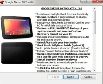 Nexus 10 toolkit | AndroidTuition | Scoop.it