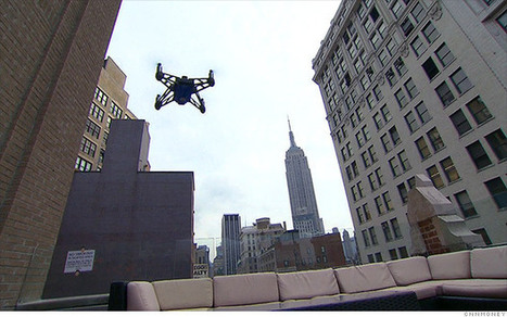 CNN, Georgia Tech To Launch First Ever Initiative To Explore Media's UAV Use In U.S. Airspace | Managing Technology and Talent for Learning & Innovation | Scoop.it
