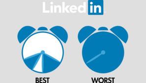 Las mejores horas para publicar en Redes Sociales #infografia #infographic #socialmedia   Entrepreunership, eCommerce, Management, Small Business & Work Orientation   Scoop.it
