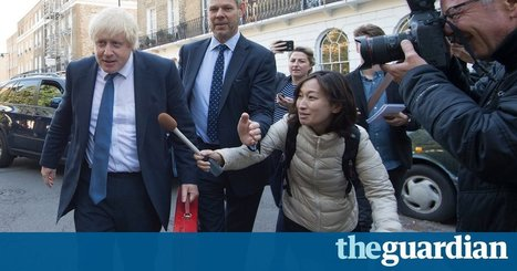'Maybe the Brits are just having us on': the world reacts to Boris Johnson as foreign minister | L'Europe en questions | Scoop.it