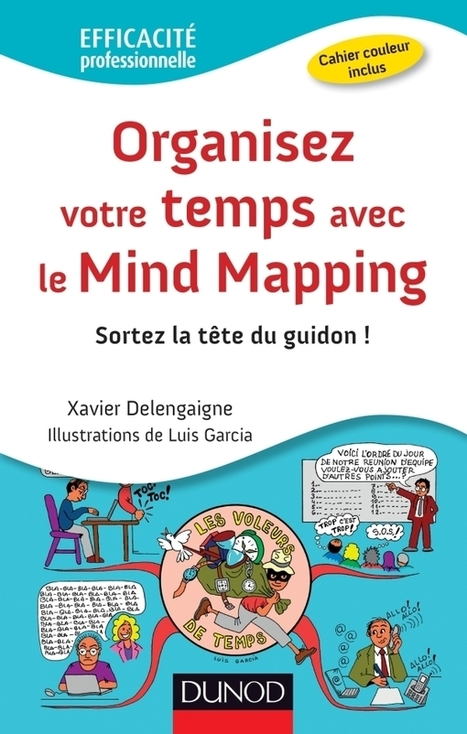 Partir en VACANCES^^' l'esprit serein grâce au mind mapping - Le Blog de Xavier DELENGAIGNE | Machines Pensantes | Scoop.it