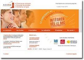 En 2013 le concours d'entrée à l'ESSCA totalement gratuit pour les élèves boursiers ! | Actualités ESSCA | Scoop.it