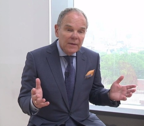 Don Tapscott Vlog:  Demand Pull For Change | Designing design thinking driven operations | Scoop.it
