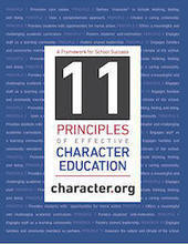 11 Principles | Character.org | Socio-Emotional Learning | Scoop.it