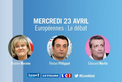Élections européennes : le débat | Élection européennes : candidatures et campagnes | Scoop.it