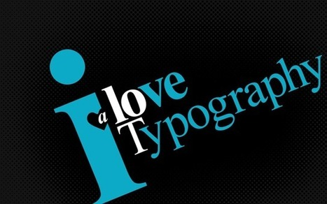 12 Must-follow Typography Guidelines For Every Web Designer | Easy Resource | Scoop.it
