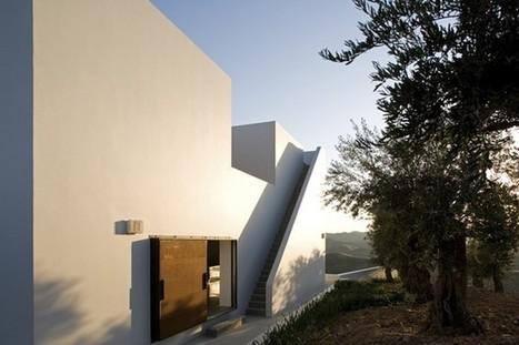 RICARDO BAK GORDON ARCHITECT / THE 2 HOUSES IN QUEIMADA -TAVIRA / PORTUGAL/ | architecture & design  on dapaper mag | Scoop.it