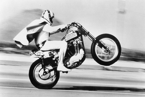 New Evel Knievel biopic takes leap forward – Visordown   Motorcycle news from around the web   Scoop.it