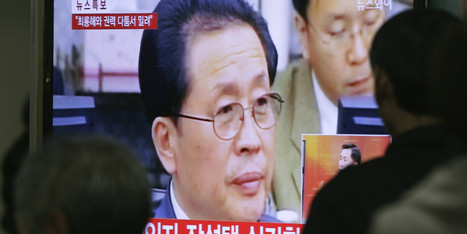 Report: Kim's Ousted Uncle Executed | North Korea and South Korea by lizzy G | Scoop.it