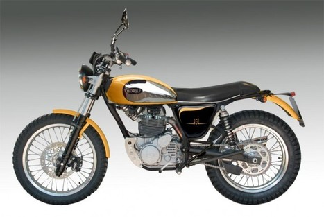 Here is the Scrambler with the Ducati Motor | Motociclismo.it | Desmopro News | Scoop.it