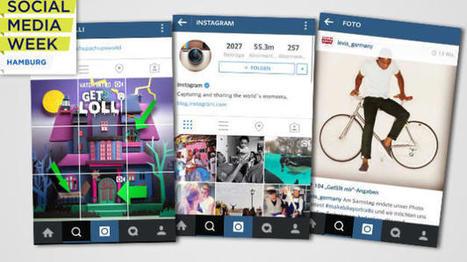 Social Media Week: 5 Tips für erfolgreiches Marketing auf Instagram   Social Media   Scoop.it