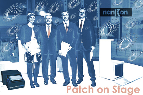 Patch met president | Patch Clamp went HTS | Scoop.it