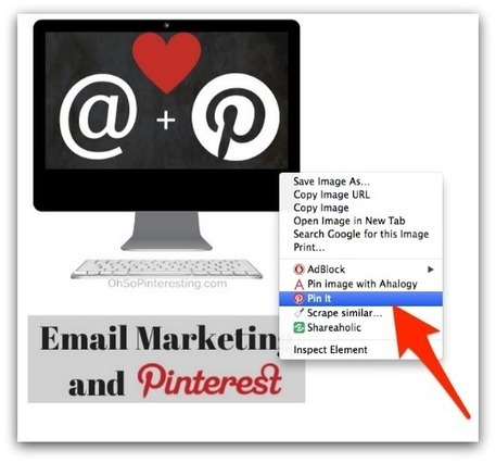 Optimize Your Images for Pinterest Pin It Buttons - | Pinterest | Scoop.it