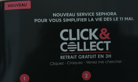 Sephora passe en mode click&collect | Omni Channel retailing | Scoop.it