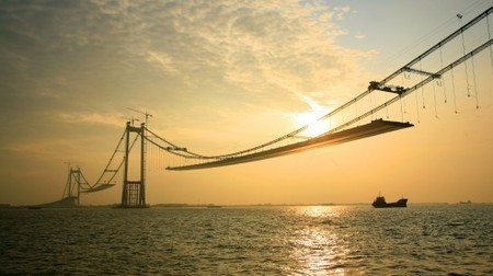 Taizhou Bridge awarded supreme structural engineering gong   Real Estate Plus+ Daily News   Scoop.it