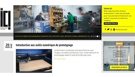 «Fab lab manageur»: un nouveau métier en quête de candidats | Numérique, communication, documentation, marketing, publicité, informatique, télécoms | Scoop.it