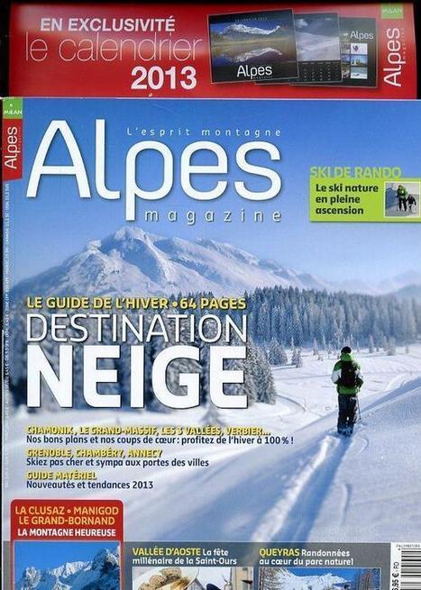 Alpes Magazine : un article sur SKISS ! | L'innovation SKISS : toute la presse en parle ! | Scoop.it