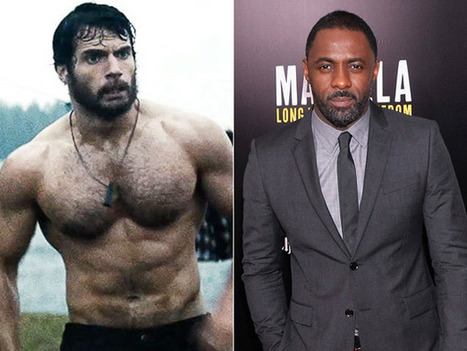 Henry Cavill, Idris Elba + More: 13 Dudes We Lusted After In 2013 - VH1 | gossip | Scoop.it