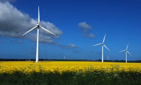 Denmark Just Produced 140 Percent of Its Electricity Needs Via Wind Power - NationofChange   Human Rights and World Peace   Scoop.it