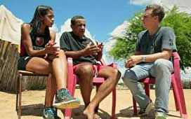 Comunidade ajuda professor do sertão a construir centro de treinamento  - Caldeirão do Huck | ESPORTES - DESAFIOS | Scoop.it