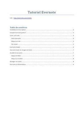 Tutoriel Evernote | TIC et  TICE mais... en français | Moisson sur la toile: sélection à partager! | Scoop.it