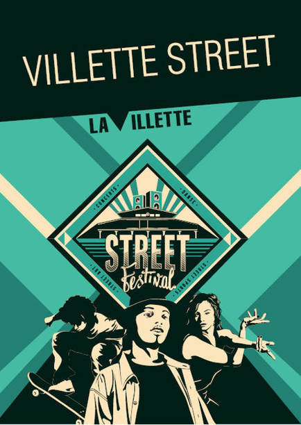 Villette Street Festival 2015 | Rap , RNB , culture urbaine et buzz | Scoop.it